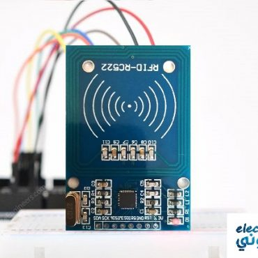 Arduino-Project-Working-Interfacing-RC522-RFID-Reader-Writer-Module
